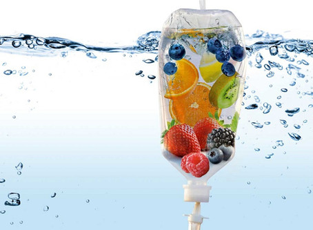 What is IV Vitamin Infusion?