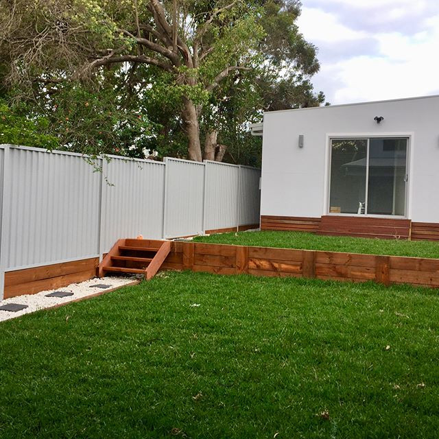 Condell Park Landscaping Project Complet