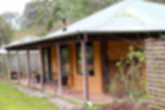 Treenbrook Cottages accommodation Pemberton