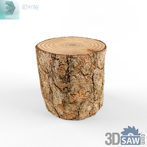 Table Model - Table Solid Wood - MX-605