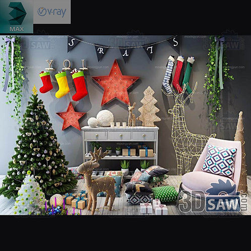 Christmas Tree - Christmas Decor - MX-0000234