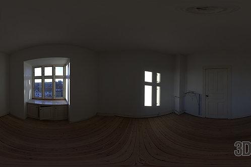 HDRI Interior - Empty Apartment - HDR-5