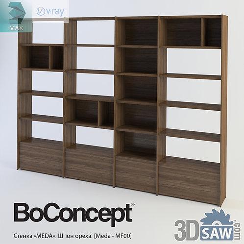 Wardrobe - Display Cabinets - Shelf - Sideboards - MX-709