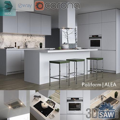 Kitchen Cabinets Casework - Kitchen Room Design - MX-644