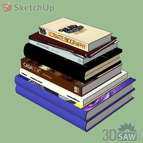 Pack Books - Magazines - SU-0000092