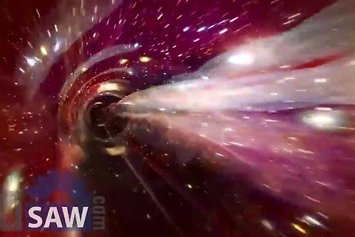 Universe Tunnel Visual Effect - Stock Video Footage HD Free Download - VID-04
