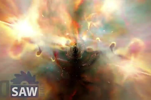 Universe Tunnel Visual Effect - Stock Video Footage HD Free Download - VID-02