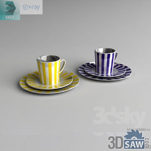 Tea Cup - MX-821
