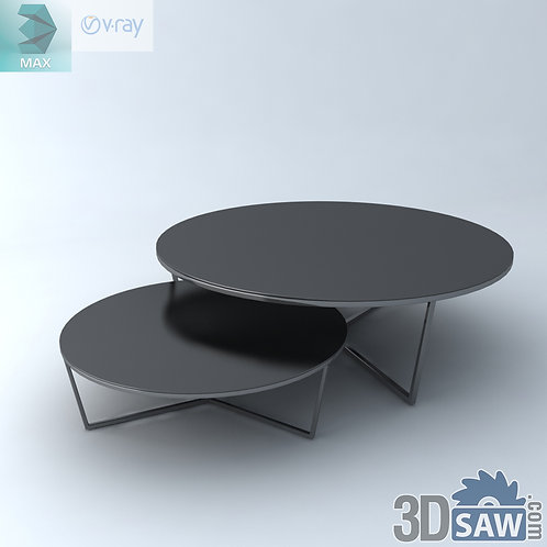3ds Max Table Model - 3d Model Free Download - MX-1207