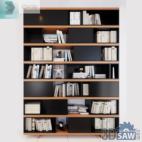 Bookshelf - MX-0000124