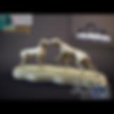 3ds Max Dogs Statue Sculpture Decoration Items - Free 3d Models Download - 3DSAW.COM