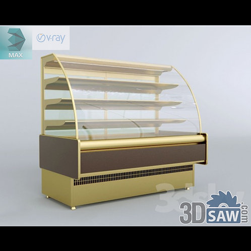 Bakery Display Case - Food Display Case - MX-861