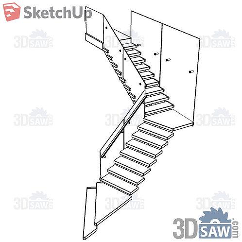 Stairs - Ladder - SU-0000187