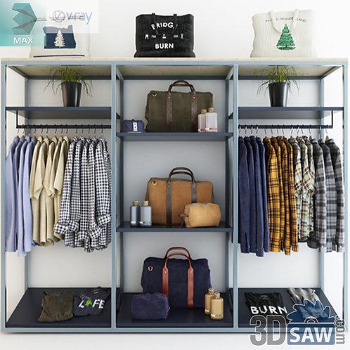 Wardrobe - Display Cabinets - Shelf - Sideboards - MX-737