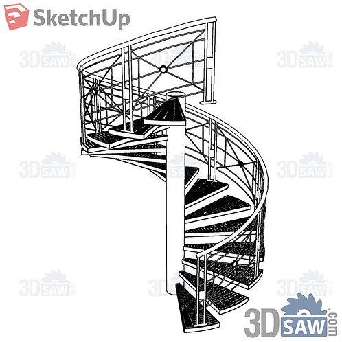 Stairs - Ladder - SU-0000191