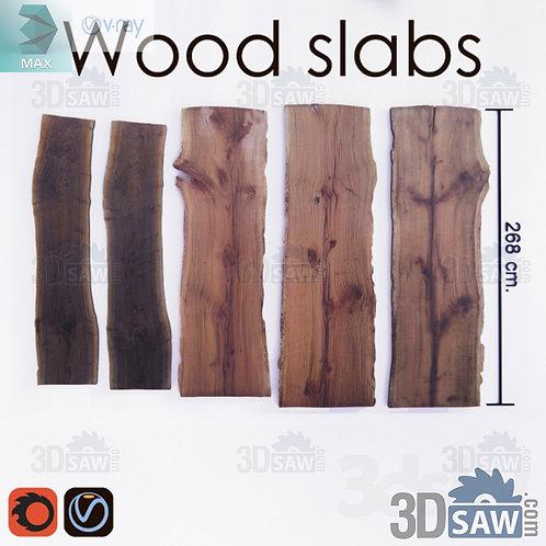 Wood Slabs - MX-0000289