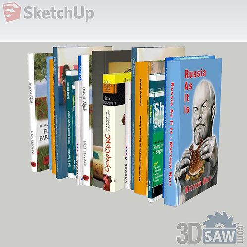 Pack Books - Magazines - SU-0000089