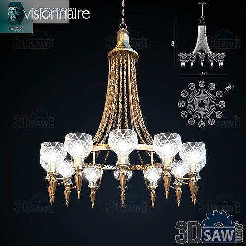 Ceiling Light Decor - Lamp - MX-0000311