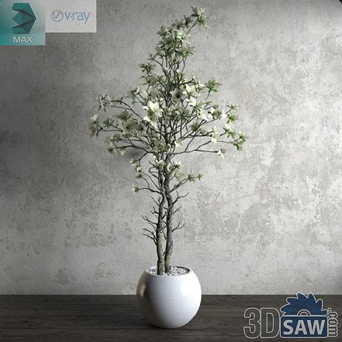 Flower Vase - Interior Plants - Planter - Plant - MX-680
