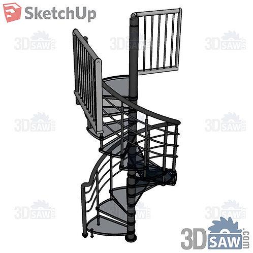 Stairs - Ladder - SU-0000200
