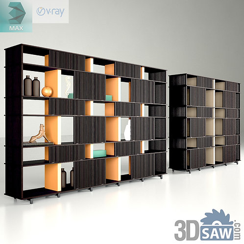 Wardrobe - Display Cabinets - Shelf - Sideboards - MX-733