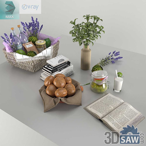 Dinner Table Decoration Item - MX-0000125