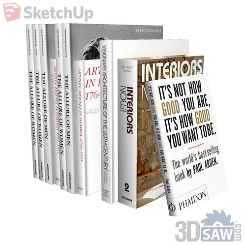 Pack Books - Magazines - SU-0000096
