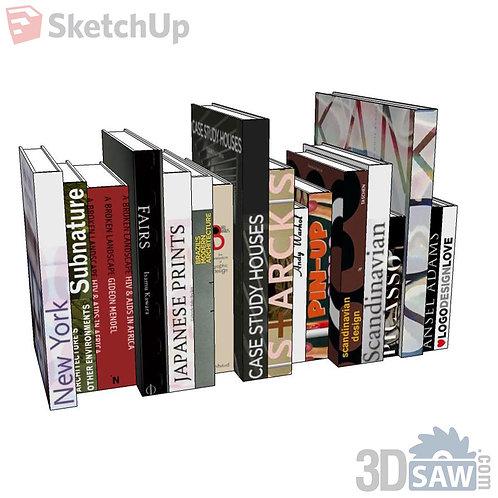 Pack Books - Magazines - SU-0000068