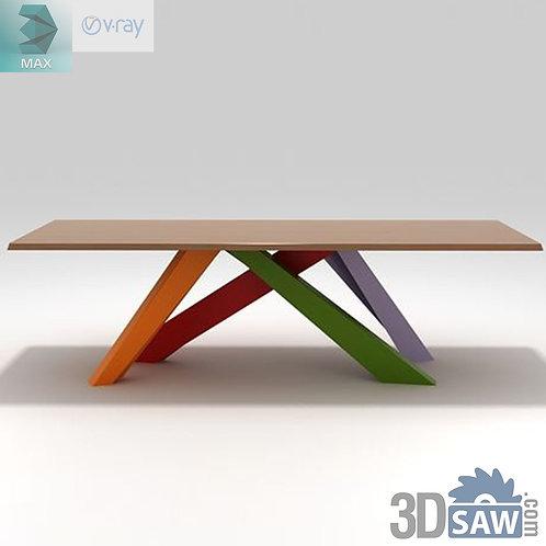 Table Model - Bonaldo Big Table - MX-0000129