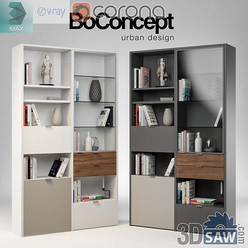 Wardrobe - Display Cabinets - Shelf - Sideboards - MX-734