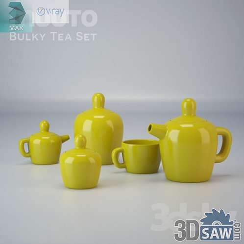Tea Cup - Tea Set - Teapot - Coffee Cup - MX-835