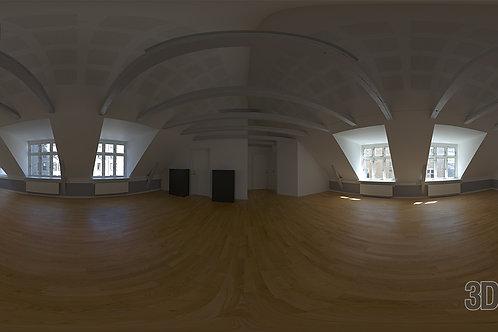 HDRI Interior - Office Large Room - HDR-11