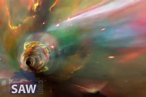 Universe Tunnel Visual Effect - Stock Video Footage HD Free Download - VID-03