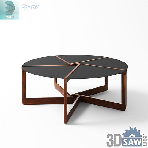 3ds Max Table Model - 3d Model Free Download - MX-1200
