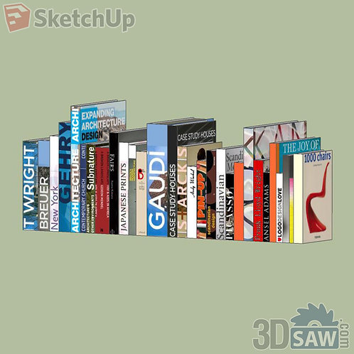 Pack Books - Magazines - SU-0000084