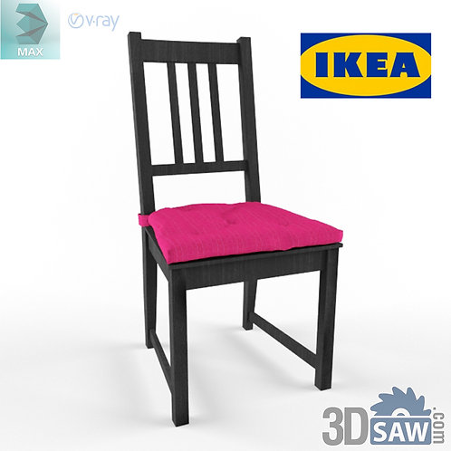 3ds Max Chair Model - 3d Model Free Download - MX-995