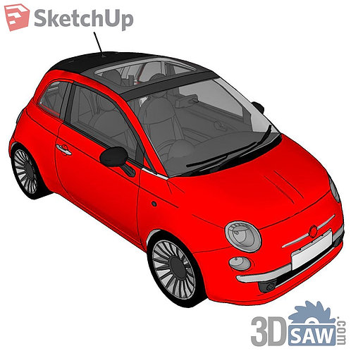 Car Vehicle Models - Gruppo - SU-0000162