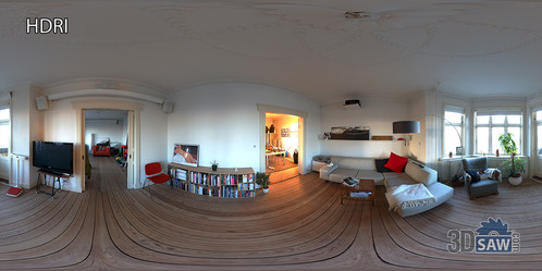 Hdri Interior Furnished Apartment Hdr Image Free Download Hdr 7