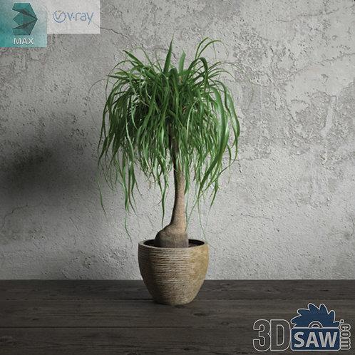 Flower Vase - Interior Plants - Planter - Plant - MX-675