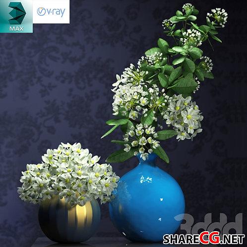 Modern Flower Vase - MX-0000046