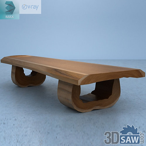 Table Model - Tube Bench Table - MX-0000135