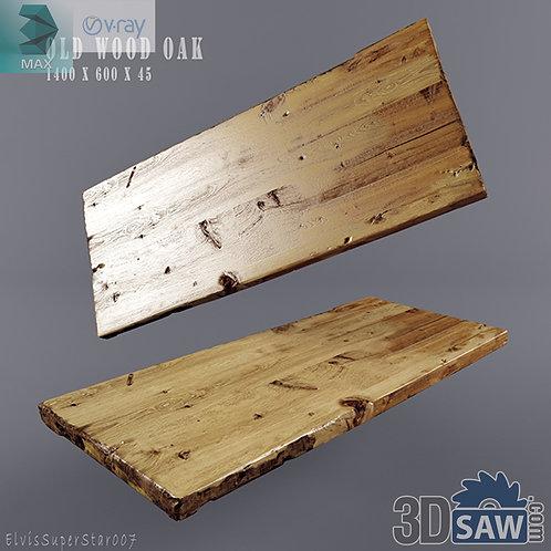 Wood Slab Table - Table Solid Wood - MX-615