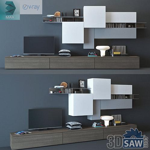 Wardrobe - Display Cabinets - Shelf - Sideboards - MX-767