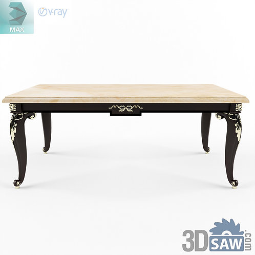 Classic Table - Baroque Decor - Vintage Furniture - MX-500