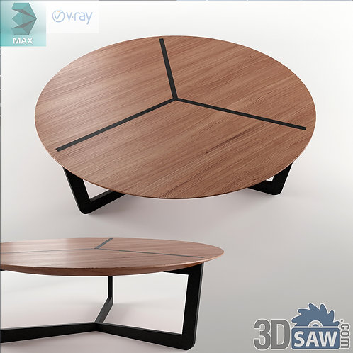 3ds Max Table Model - 3d Model Free Download - MX-1205