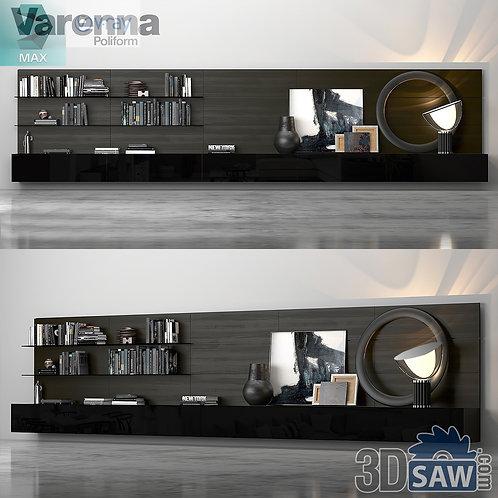 Wardrobe - Display Cabinets - Shelf - Sideboards - MX-763
