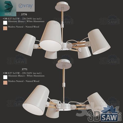 Lamp - Ceiling Light Decor - MX-0000308