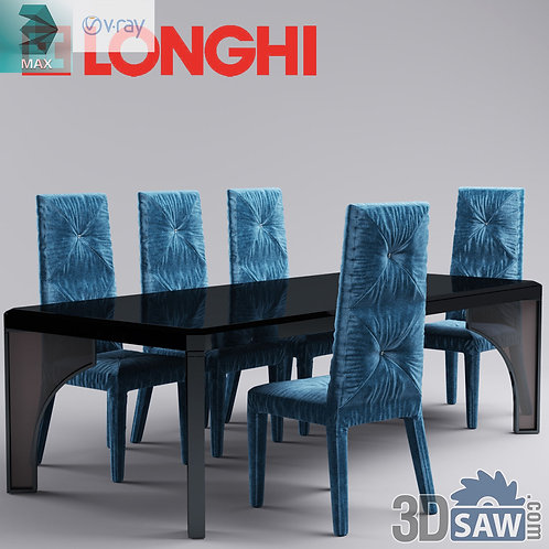 Table And Chairs Set - MX-0000187