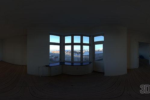 HDRI Interior - Empty Apartment - HDR-3