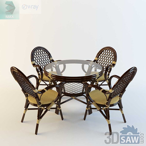 Table And Chairs - MX-0000092